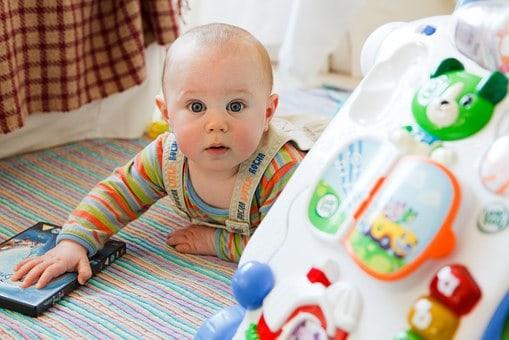 играчки за бебето