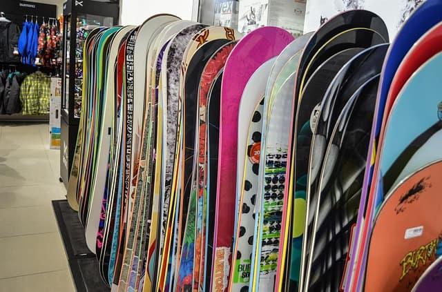 покупка на употребявани ски