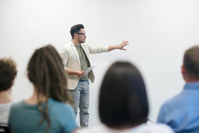 как се правят хубави презентации