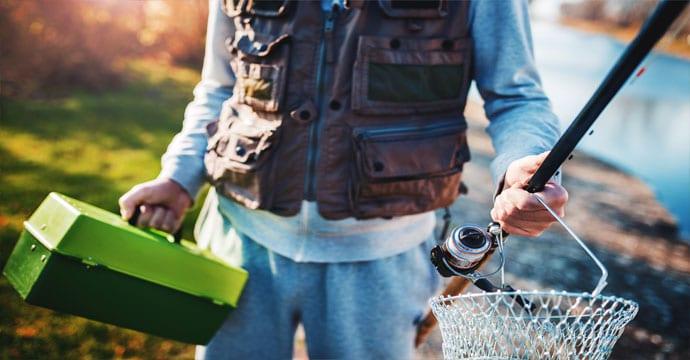 какво да знаем преди да пазаруваме рибарски принадлежности