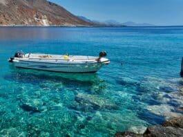 В Гърция на море през септември